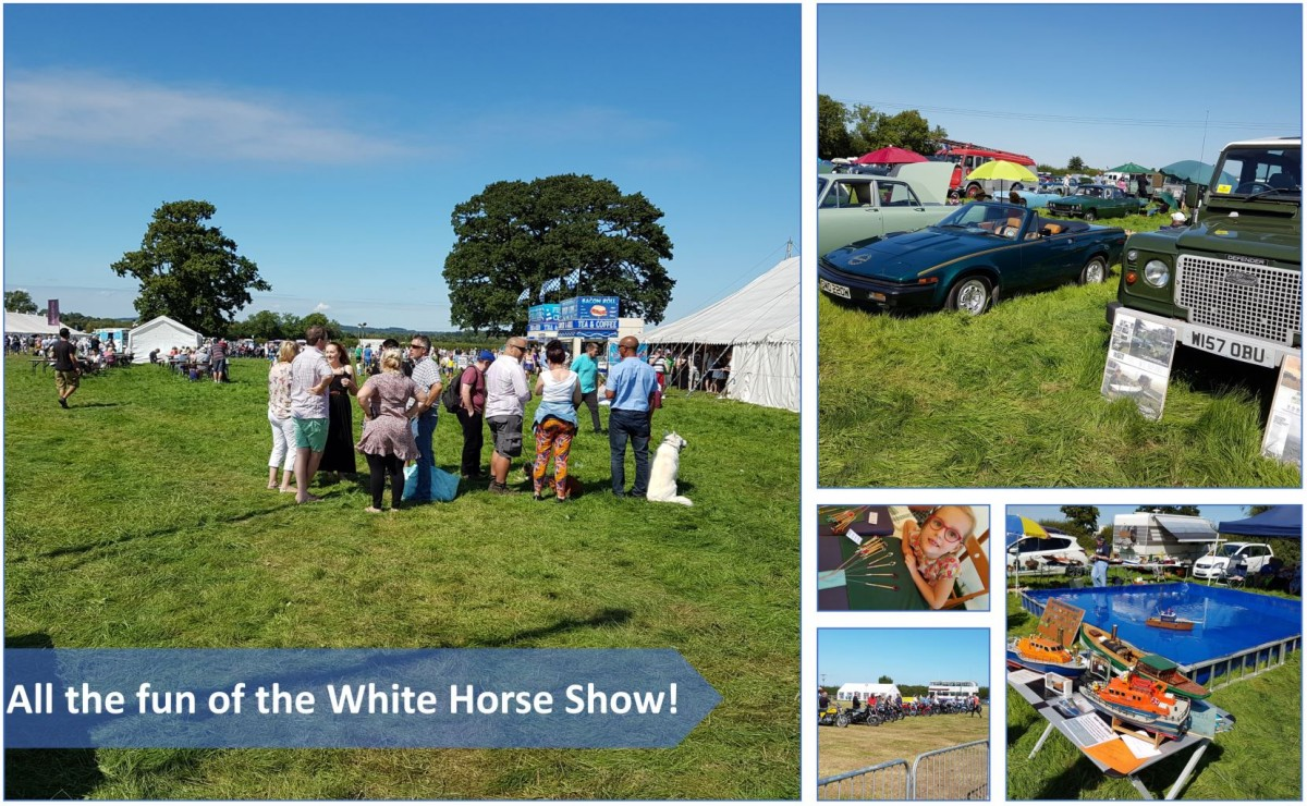 The White Horse Show 2017 - And What a Show It Was!
