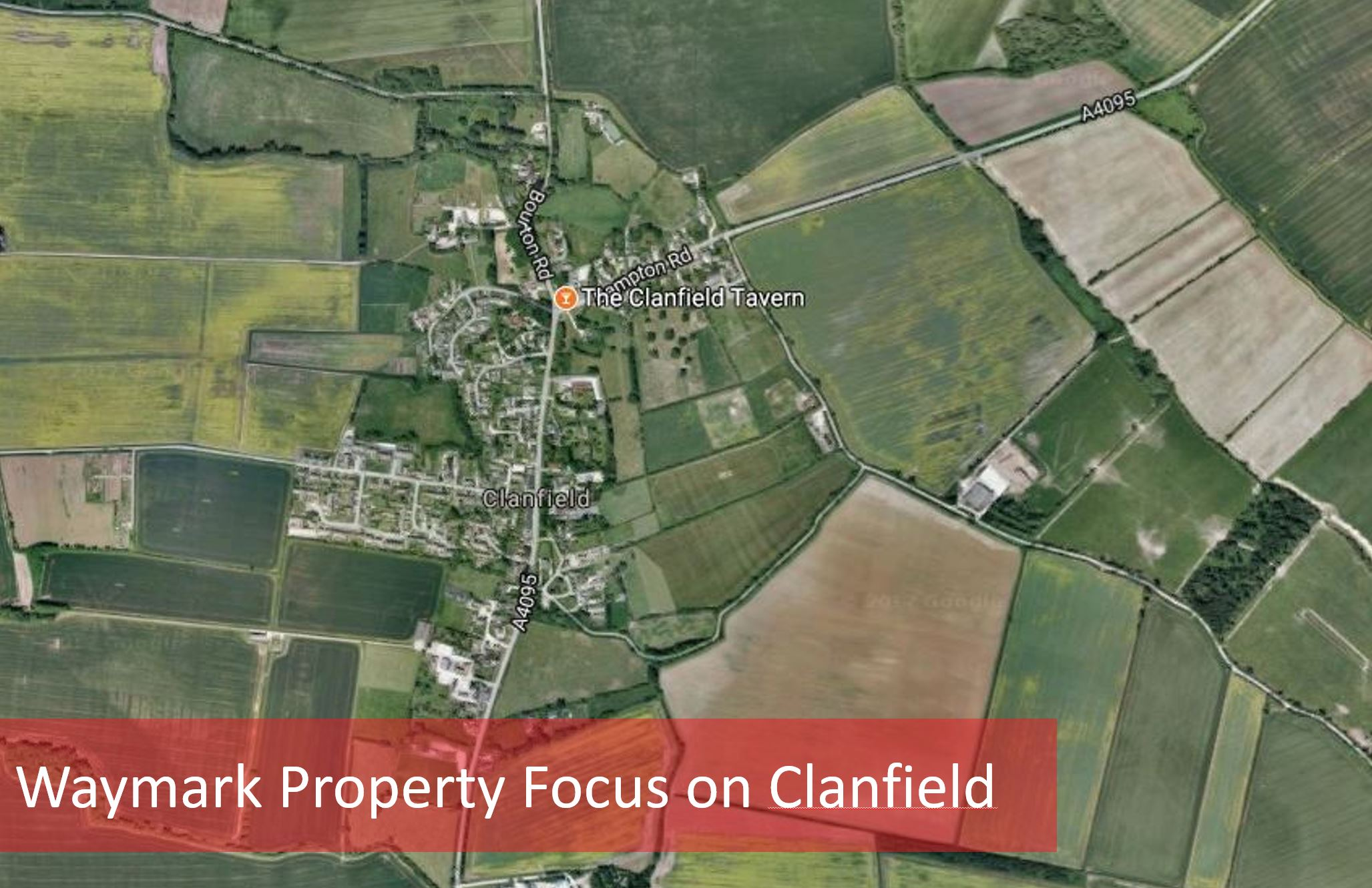 Waymark Property Village Focus on Clanfield